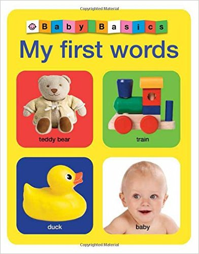 baby's first words 21
