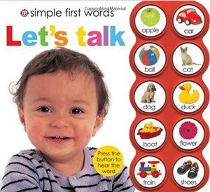 baby's first words 27