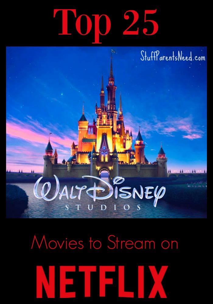 disney movies netflix streaming