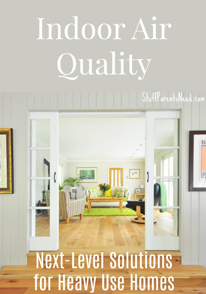 indoor air quality tips