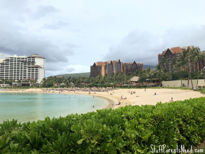 enjoying ko olina without staying there