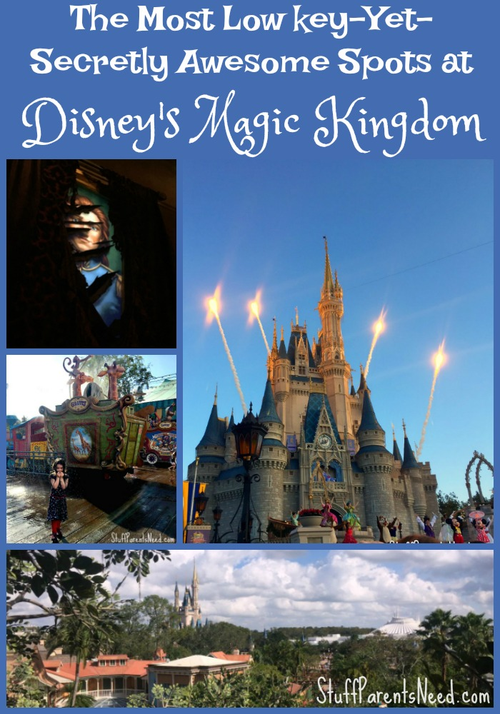 secret awesome places at disney world