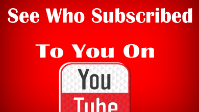 check youtube subscribers
