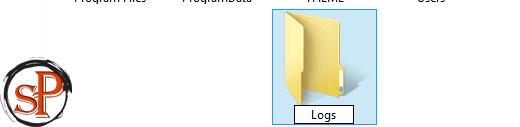 create logs folder