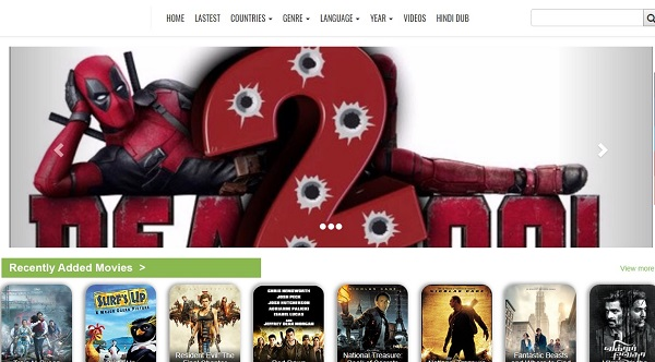 Watch Movies Online Without Downloading and Registration