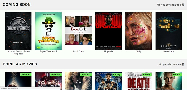 best download sites to movies