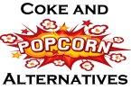 coke and popcorn alternatives in 2018