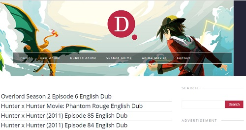 Dubzonline Is A Great Site To Watch Anime Online For Free The Best Part About This I Like You Can In HD Quality