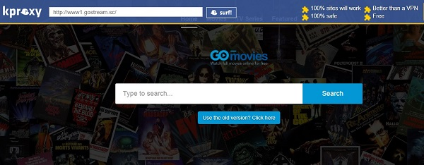 unblock watch movies online no registration