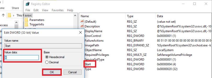 edit registry values remove watermark