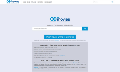 gomovies website free