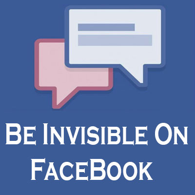 How To Be Invisible On Facebook Chat & Messenger - StuffPrime