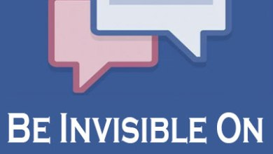 be invisible on facebook chat and messenger