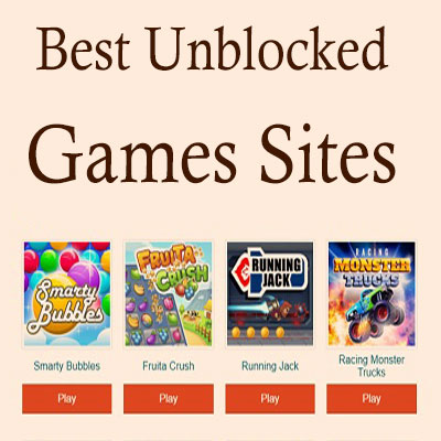 55+ Best Unblocked Games Sites To Play Games At School