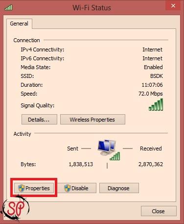 obtain ip automatically