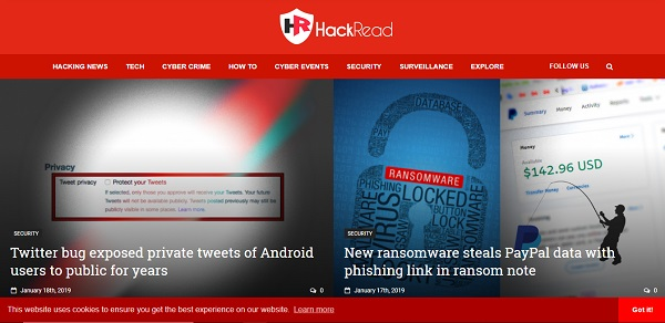 hackread blog