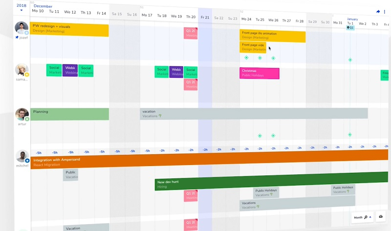 11 Best Project Management Software [Free and Paid] In 2019
