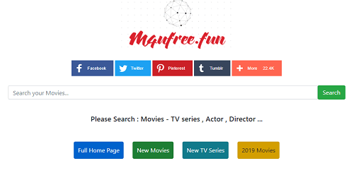 m4ufree unblocked movies website