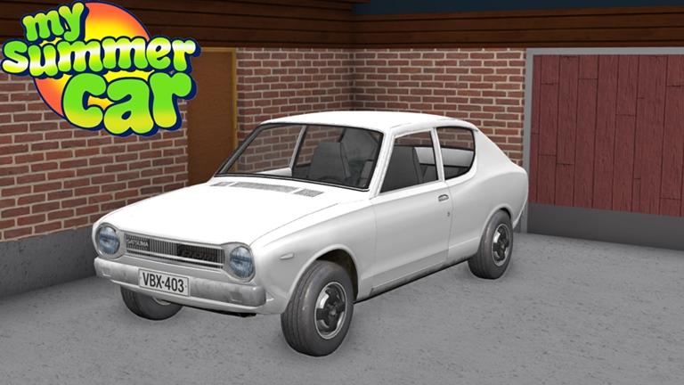 my summer car game