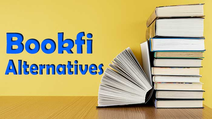 15+ Top Bookfi Alternatives | Download Free eBooks