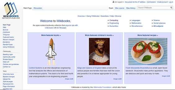 wikibooks website bookfi alternative