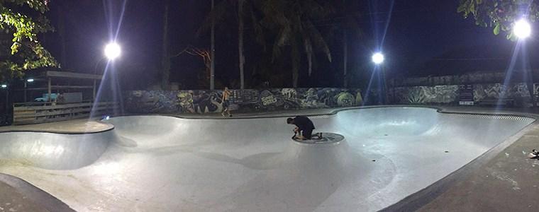 Bali Adventure – DAY 3: Globe Kuta Skatepark
