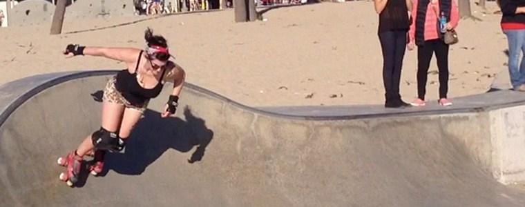 NY IN LA 2015 – DAY 12: Venice Beach Skatepark day 2