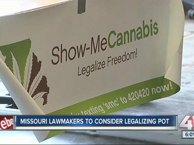 Missouri Marijuana Legalization
