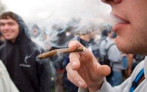Teen Marijuana Use Not a Problem
