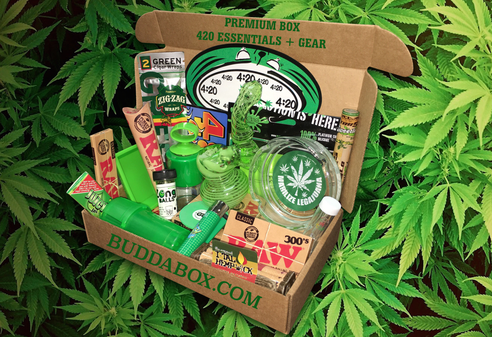 Buddabox Is Stuff Stoners Like