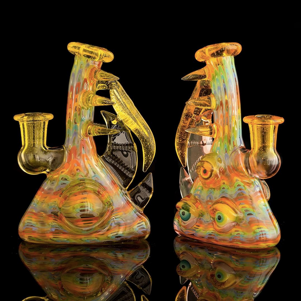 Salt Glass Heady Glass Master
