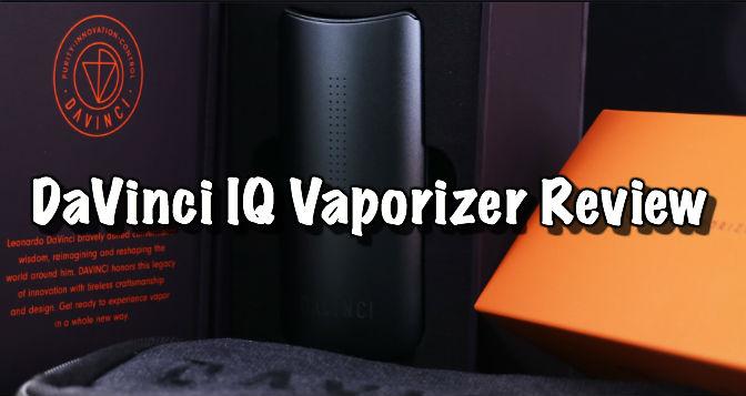 DaVinci IQ Vaporizer