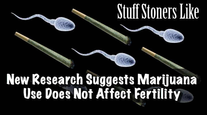 Marijuana Use Does Not Affect Fertility