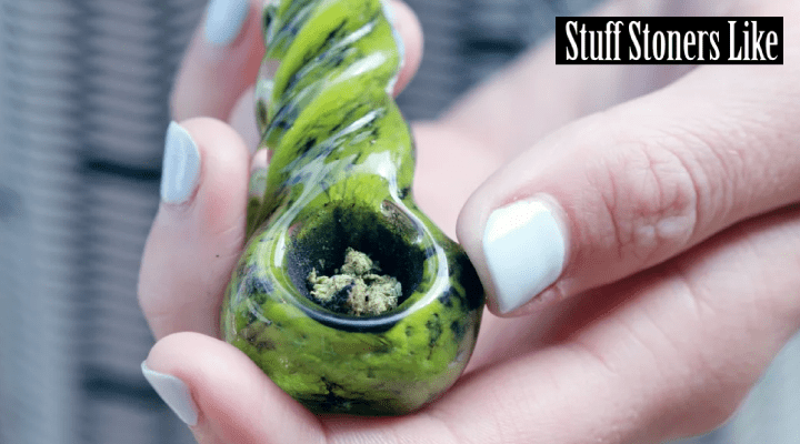 How to smoke weed out of a bowl