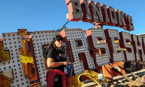 Neon Museum - Las Vegas NV - Jan 14_-3