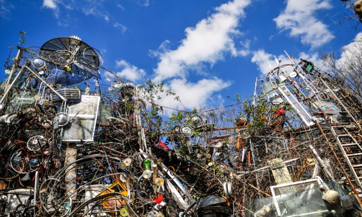 Cathedral of Junk - Austin TX-7