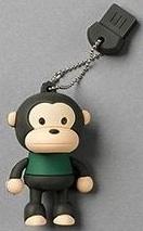 monkey 16gb flash drive