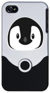 Penguin iPhone 4/4S Case