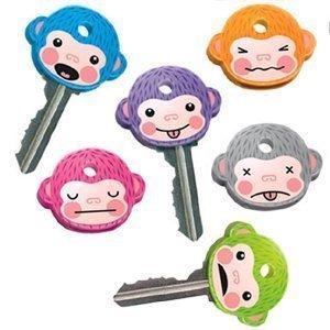 Monkey keycaps