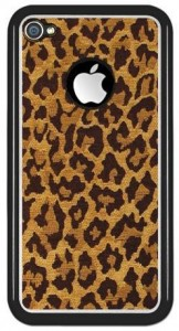 Leopard iPhone 4 Case