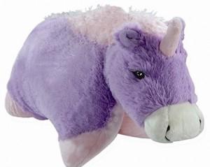 Pillow Pets - Magical Unicorn Pillow