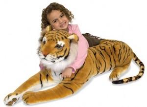 Tiger Jumbo Plush