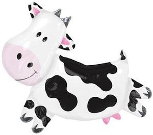 cute cow balloon