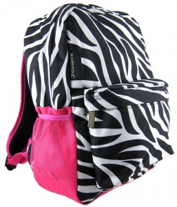 Zebra Stirpe Backpack