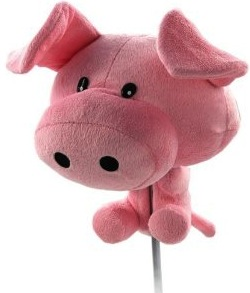 Pig Protective Golf Club Head Cover