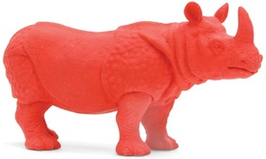 Rhino eraser great for school