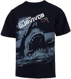Shark Week Survivor T-Shirt