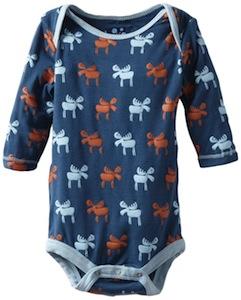 Moose Infant Bodysuit