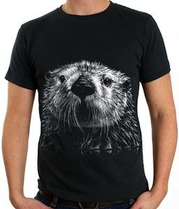 Gaint Otter T-Shirt