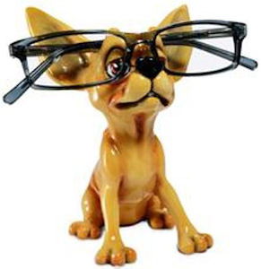 Chihuahua Glasses Holder